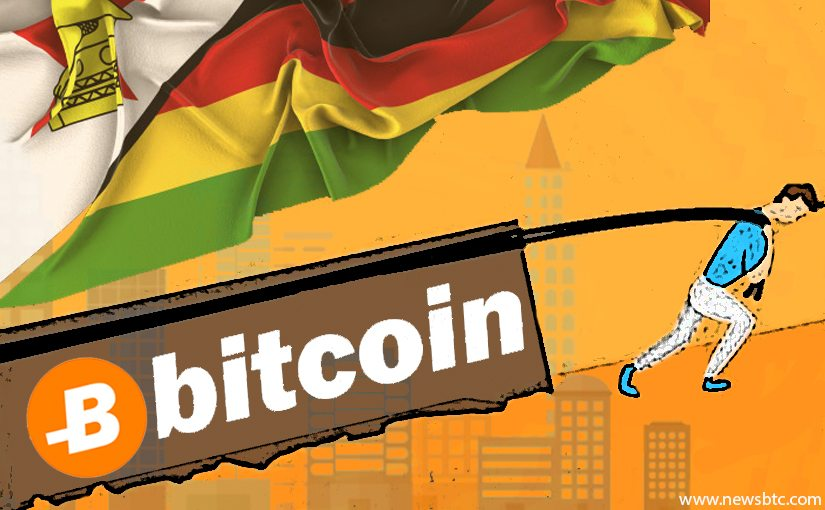 Businesses in Zimbabwe are Forced to Embrace Bitcoin to pay Bills