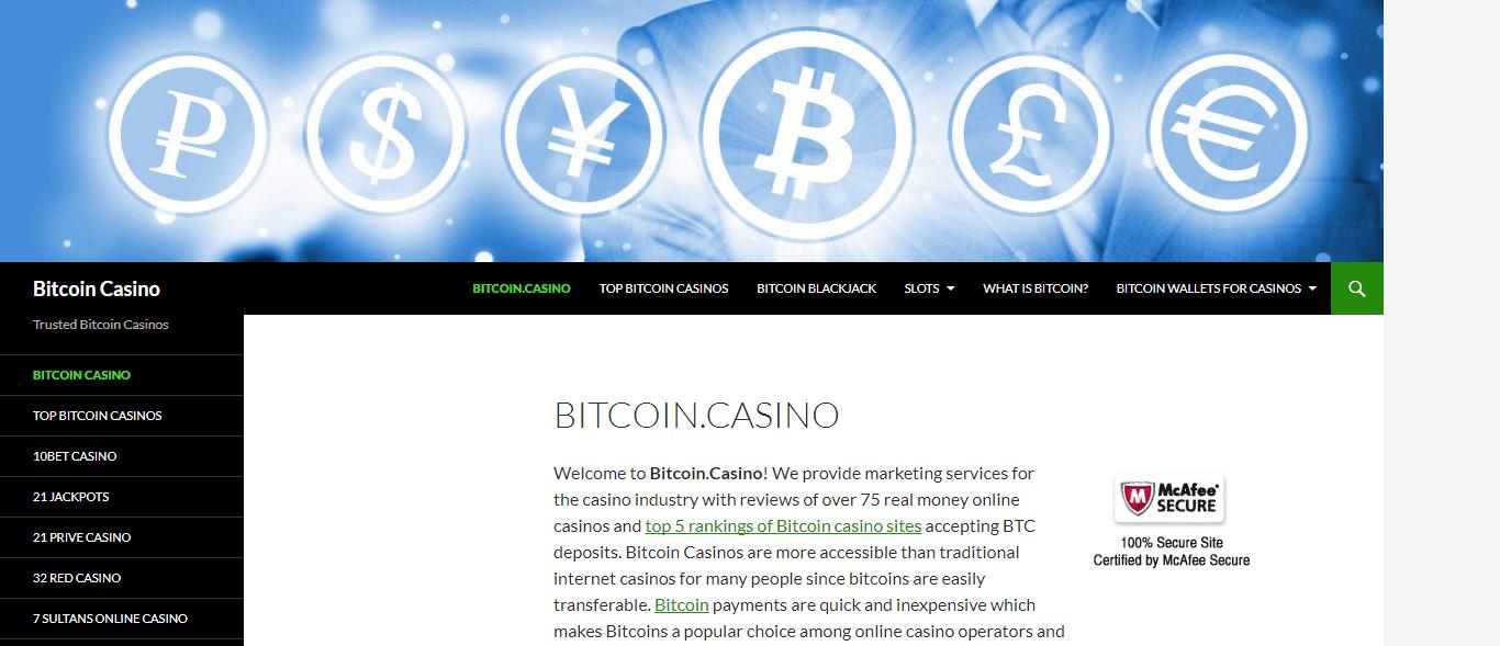 bitcoin.casino