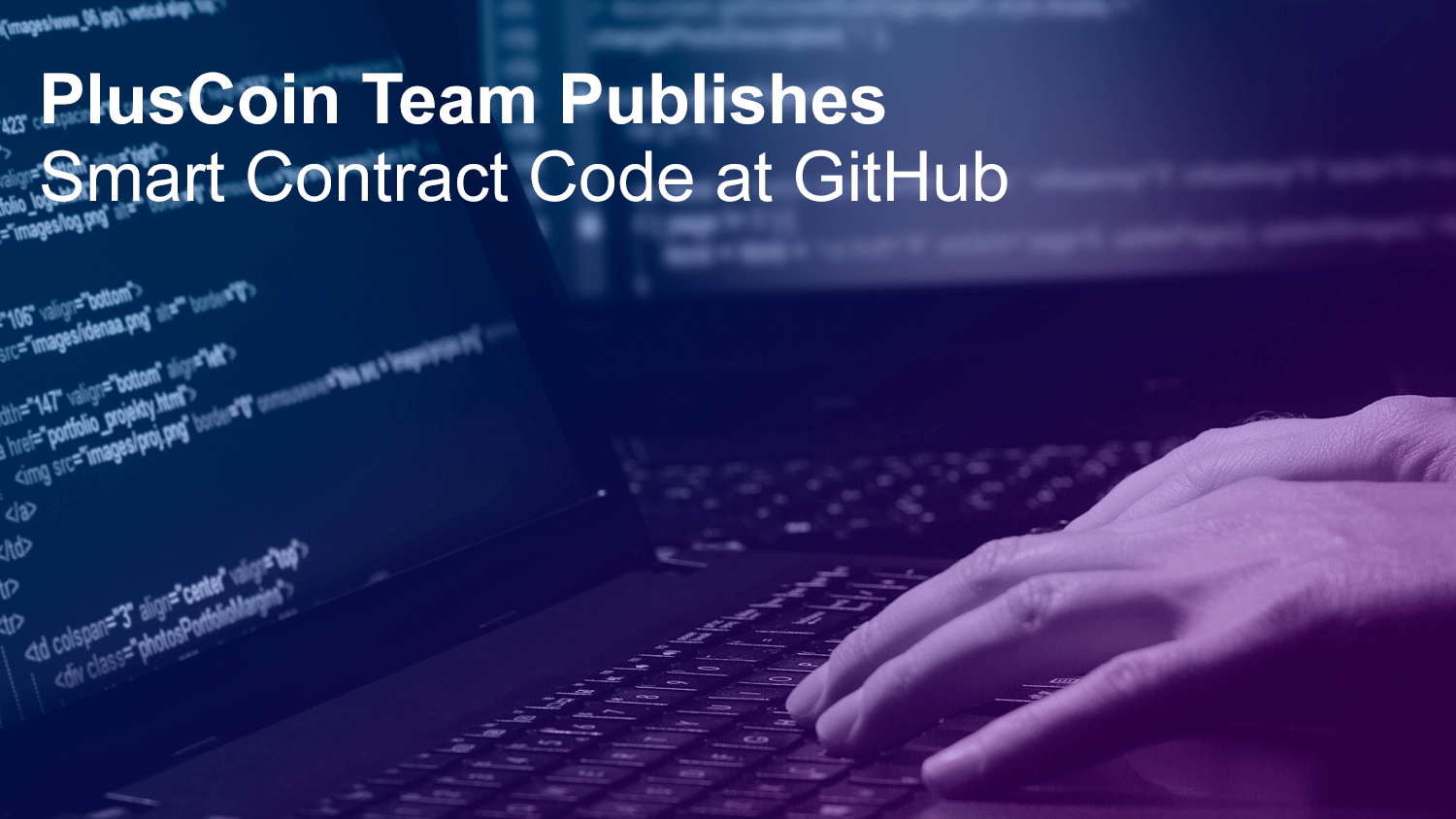 PlusCoin, DS Plus, GitHub, ICO, smmart contract
