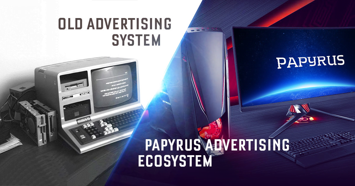 papyrus, blockchain, adtech, advertising, promotions, cryptocurrency,