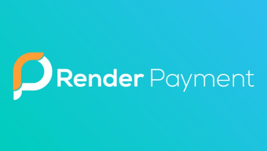 render payment, render