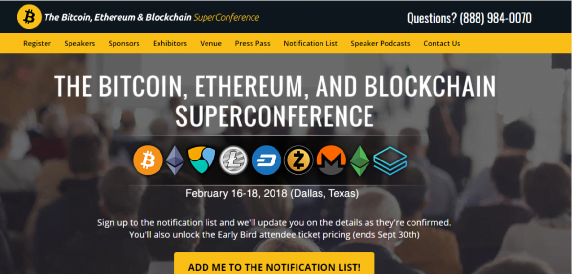 super conference, super conference