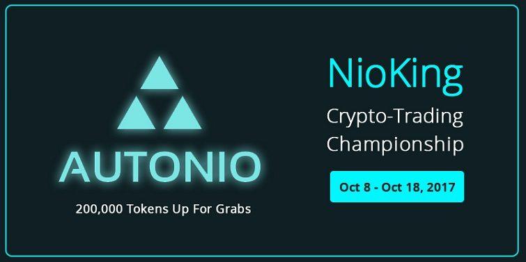 Crypto trading championship gamifies