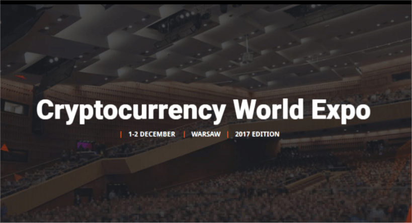 warsaw, cryptocurrency, conference, blockchain, ico,