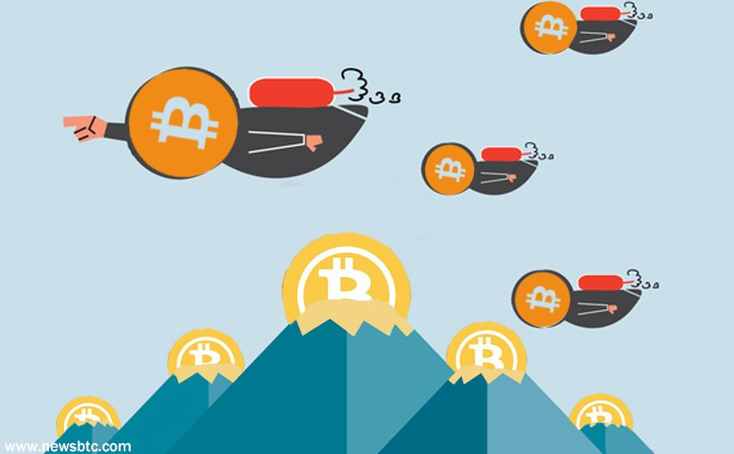 Bitcoin Cash Price Moves Up