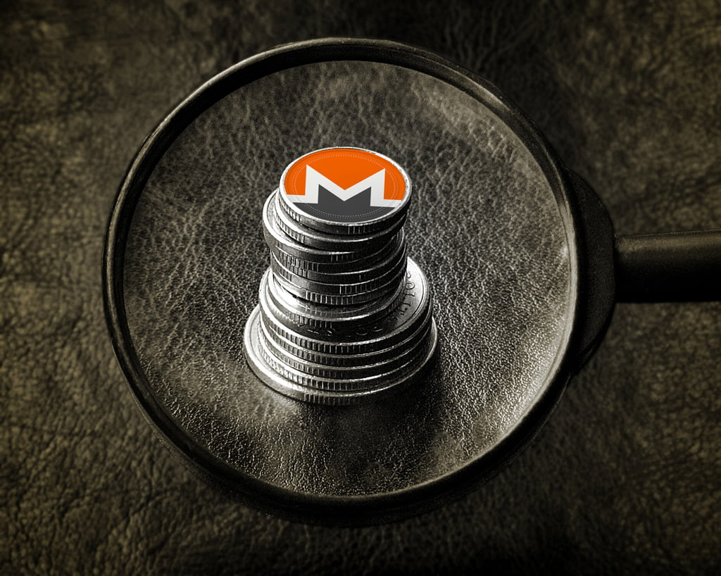alt coin monero logo