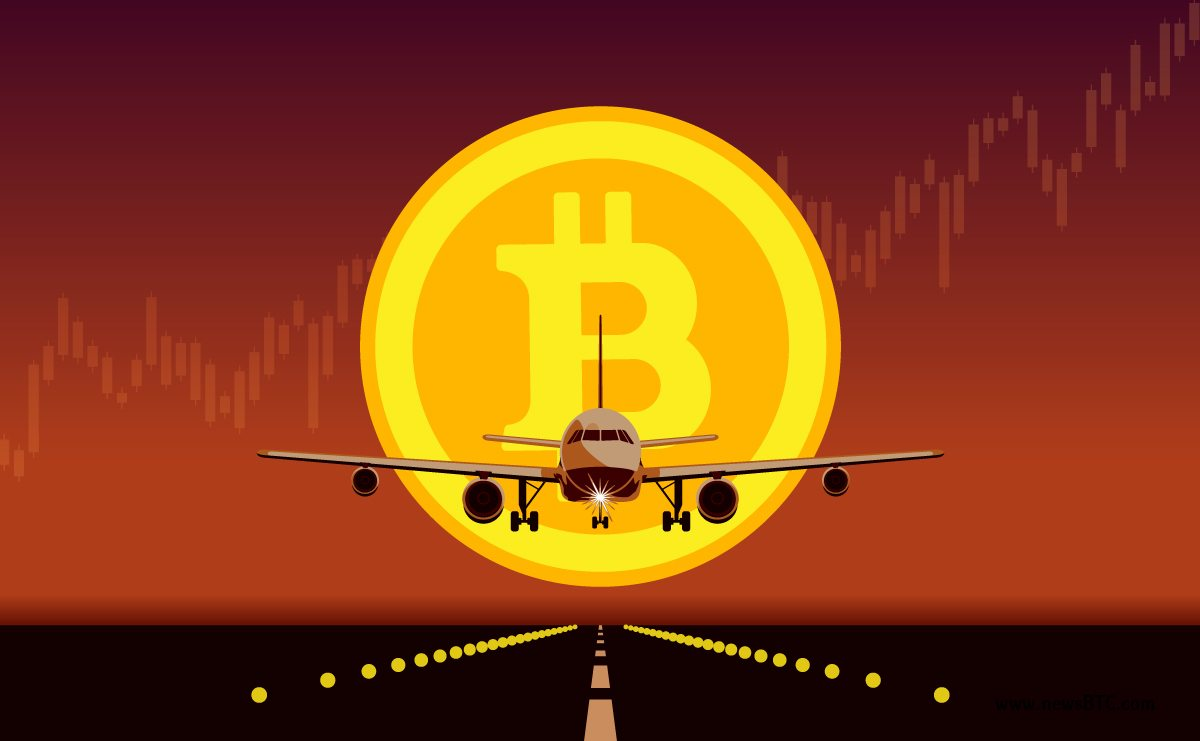 Bitcoin market cap bigger than Boeing