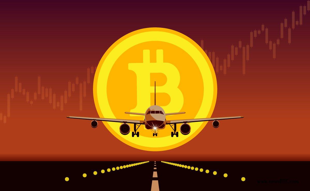 Bitcoin market cap bigger than Boeing