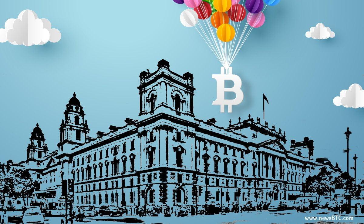 UK treasury crackdown on Bitcoin