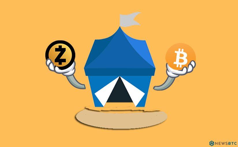 Bitcoin cash and z cash