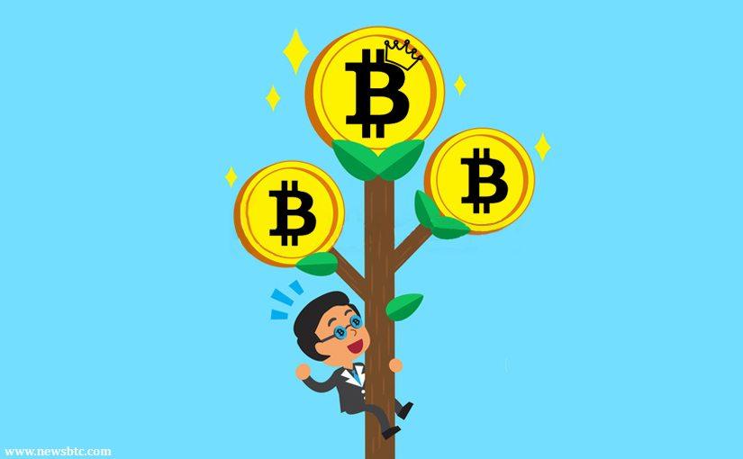 Bitcoin hitting