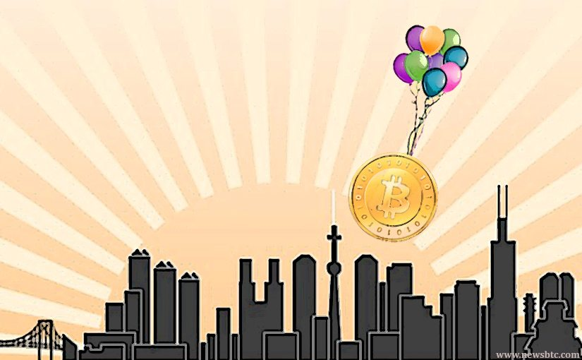 Tokyo on the bitcoin