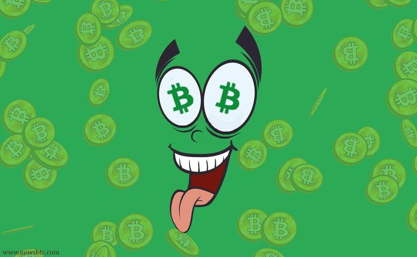 bitcoin crazy