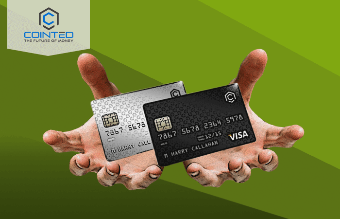 Cointed crypto debit card