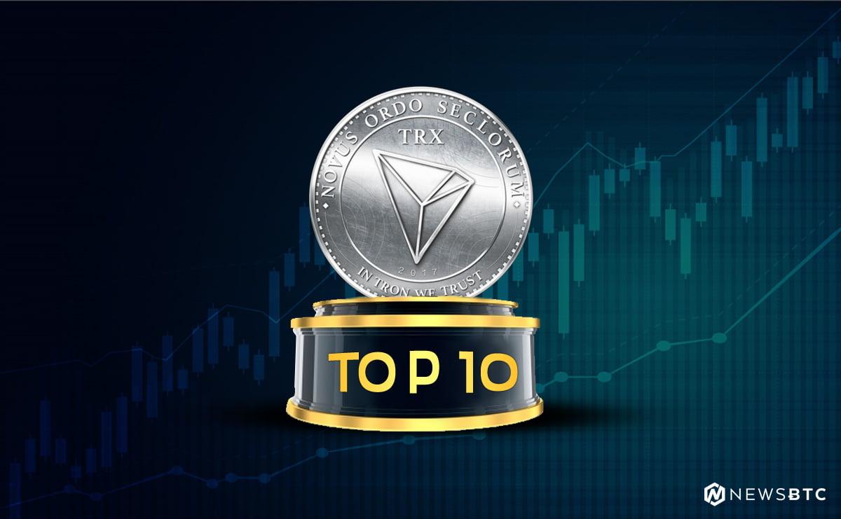 TRX enters top ten