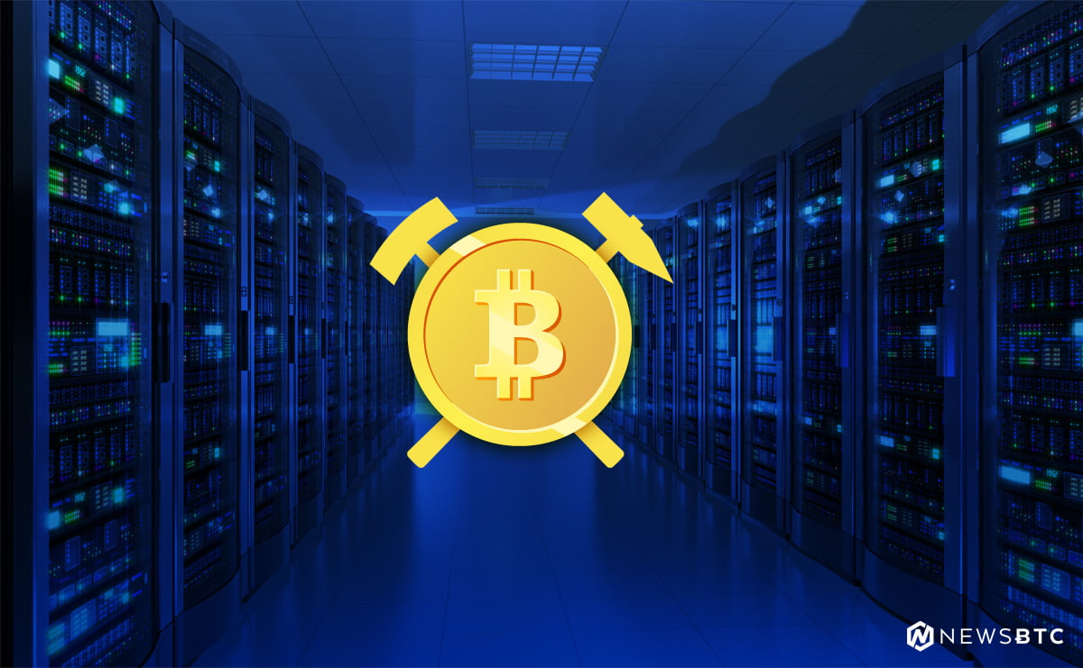 Bitcoin Mining Hardware Firm