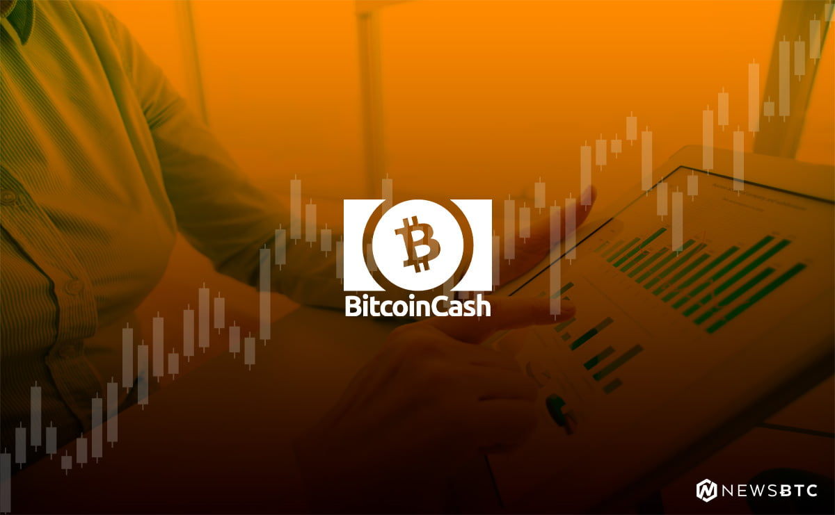 Bitcoin Cash Price Analysis BCH USD Chart