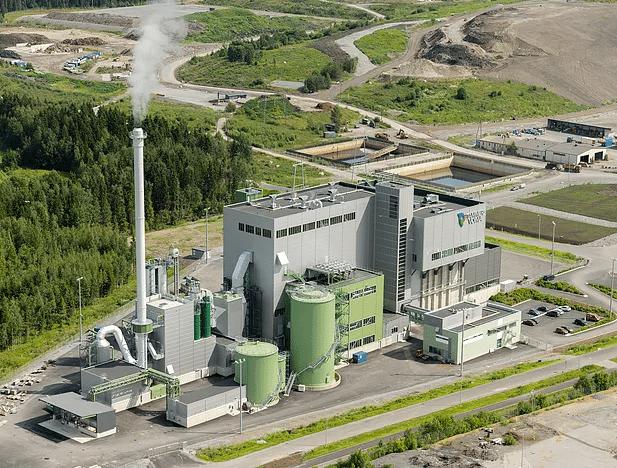 WTE Plant