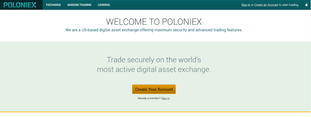 cryptocurrency, cryptocurrencies, poloniex
