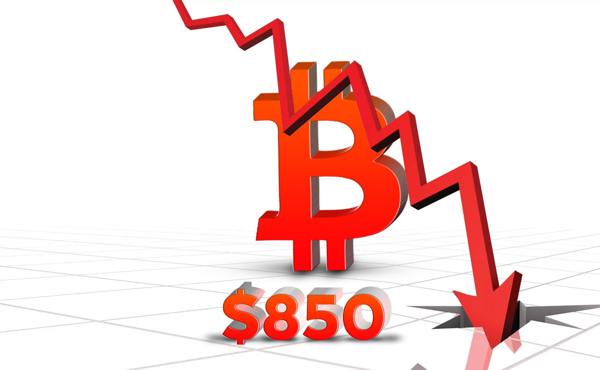 Bitcoin cash price break