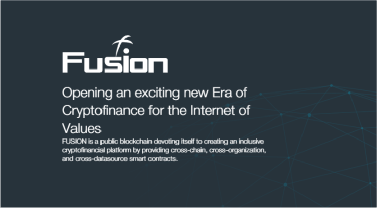 fusion, iov, internet of value