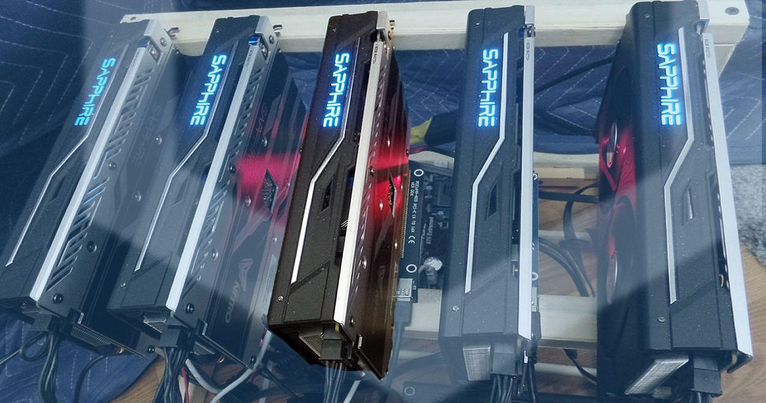 Crypto Mining Craze Creates Global GPU Shortage