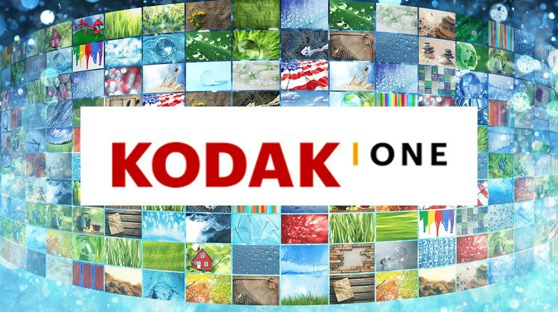 kodak one, global blockchain