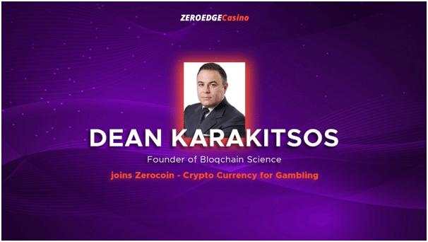 Dean Karakitsos, zeroedge