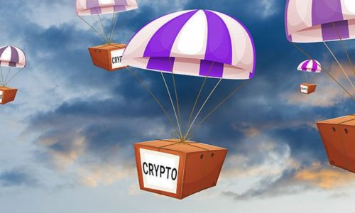 Image result for crypto airdrop