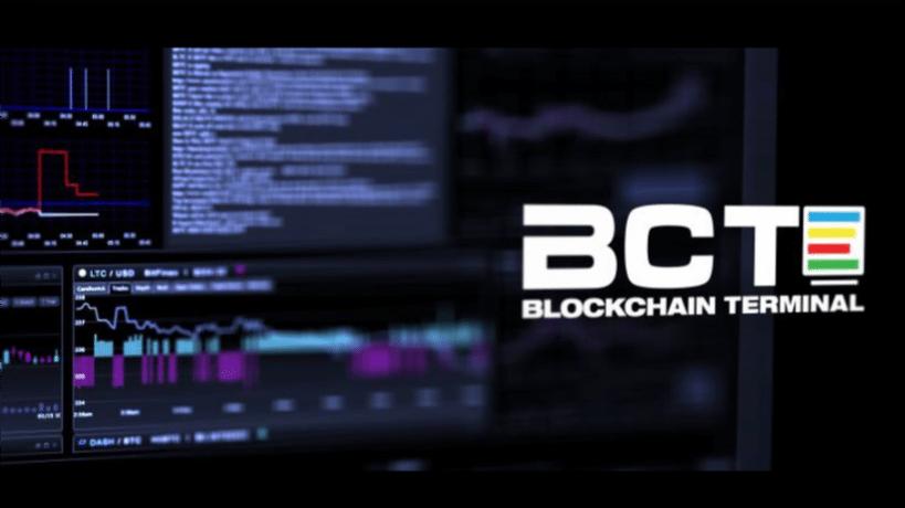 bct, Blockchain Terminal