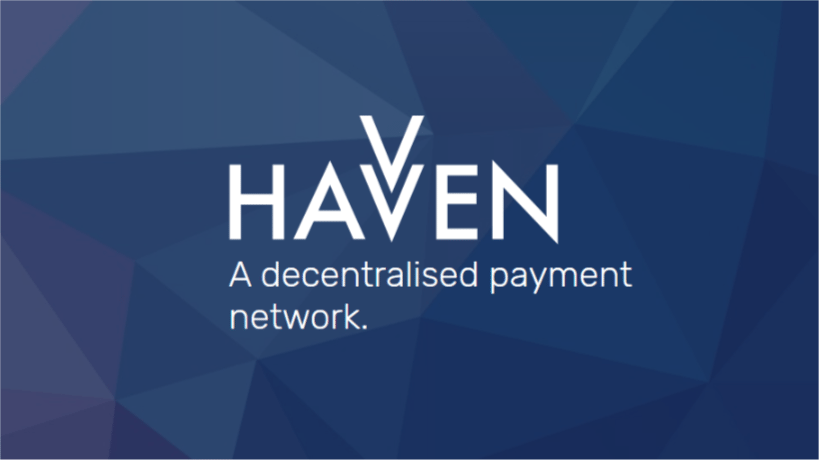 Haven - a decentralized payment network