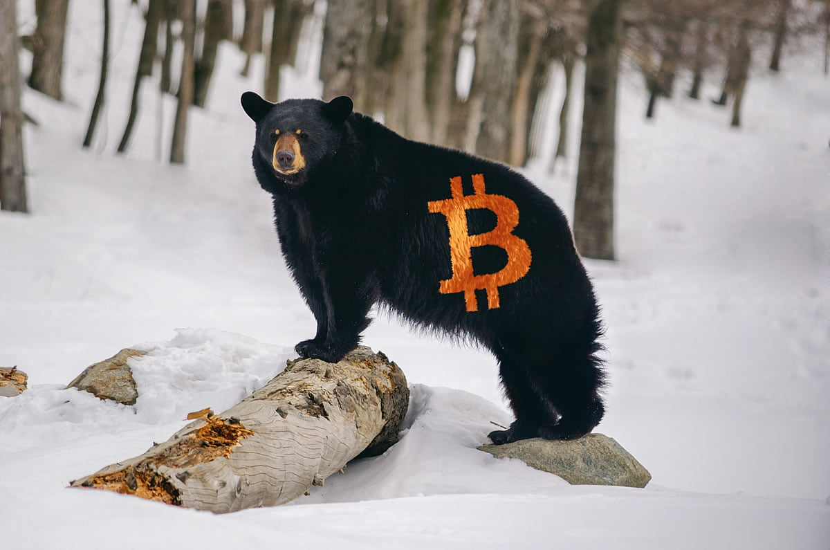 Bearish Sentiment Mounts As Bitcoin (BTC) Plunges Below $4,400