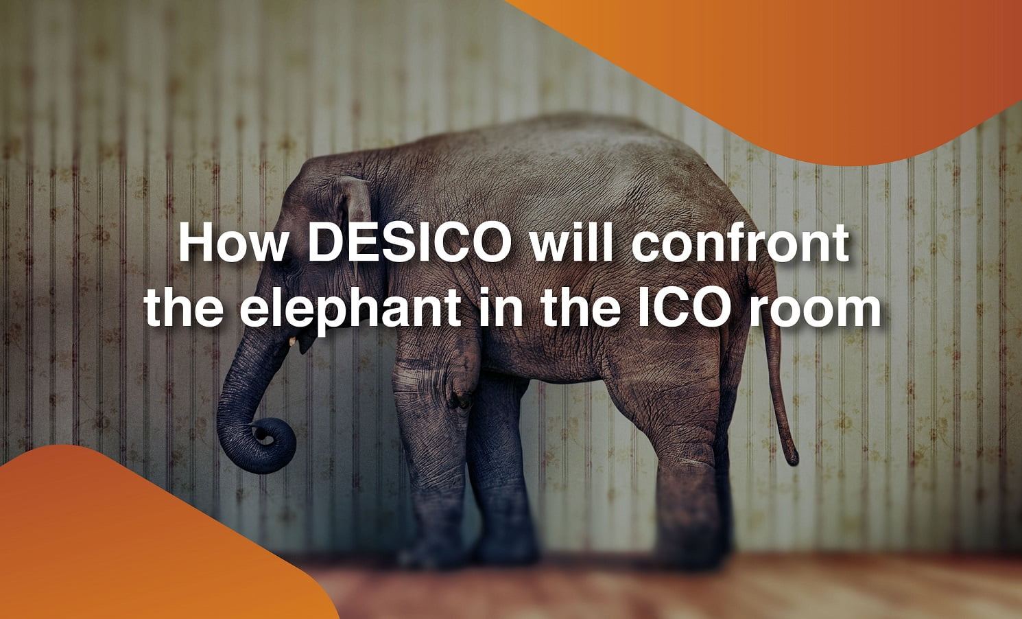 Elephant In Room That Needs To Be >> What Needs To Be Done With The Elephant In The Ico Room Newsbtc