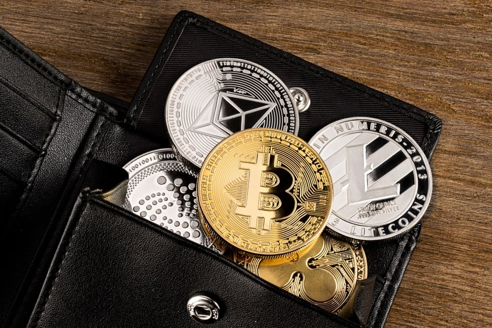 crypto wallet, simplefx