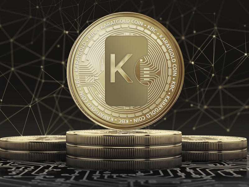 gold kbc coin cryptocurrency