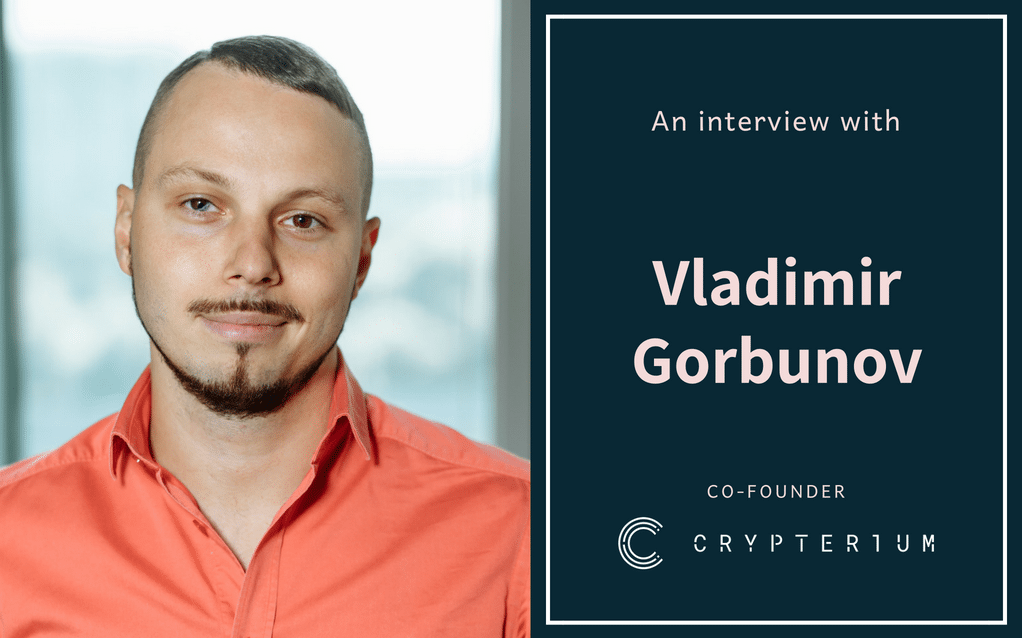 """""""We'll help you pay for everything with Crypto"""" - An Interview with Co-Founder of <bold>Crypterium</bold>"""