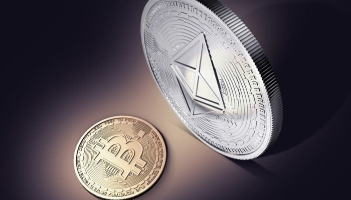 Crypto ether