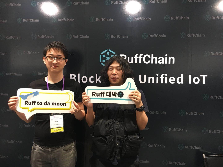 ruff chain