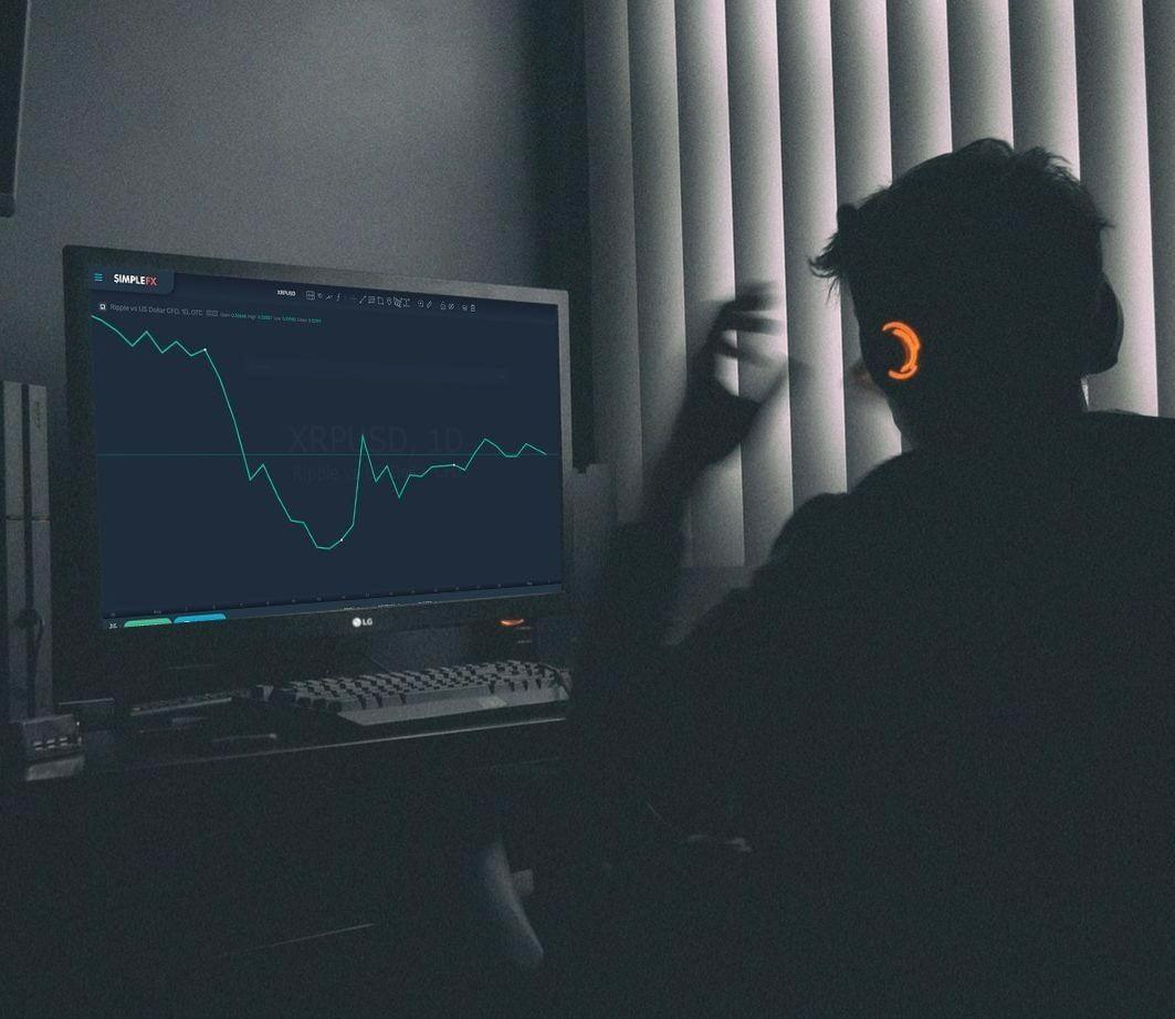 cryptocurrency, simplefx, webtrader