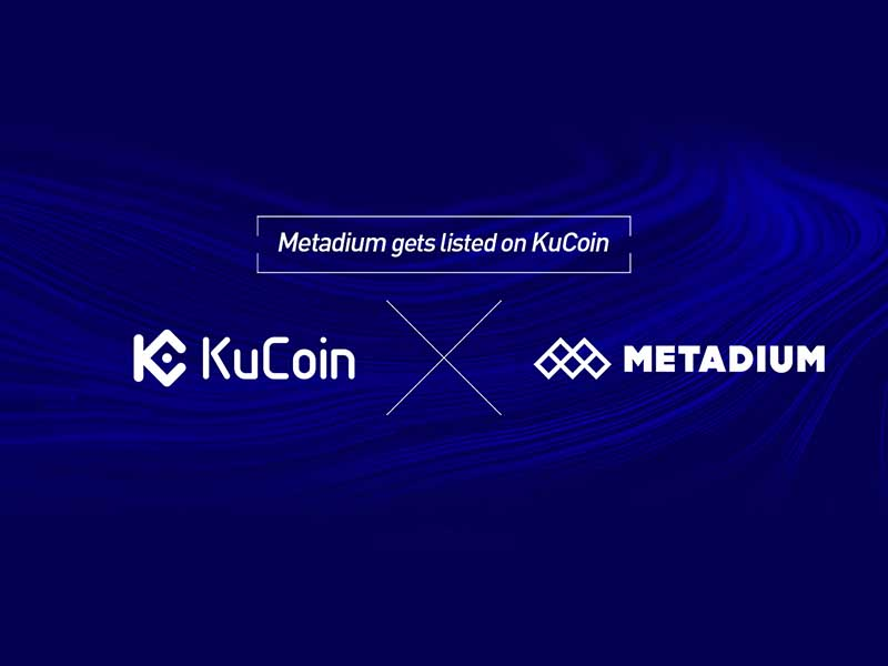 Metadium (META) Is Listed At KuCoin Cryptocurrency Trading Market