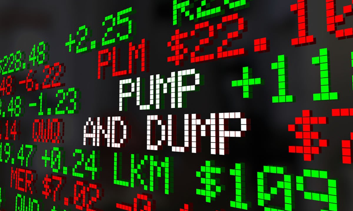Study: Pump and Dump Schemes have Negligible Effect on