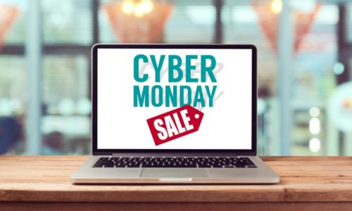 Bitcoin Cyber Monday