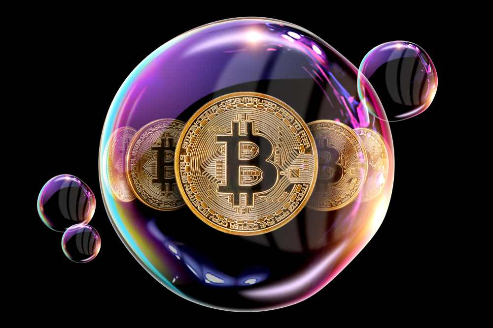 The Crypto Bubble Hasn't Burst, It Hasn't Even Begun Yet