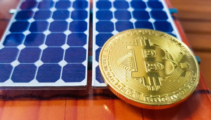 Bitcoin Energy Consumtion A Non Issue Thanks To Free Solar