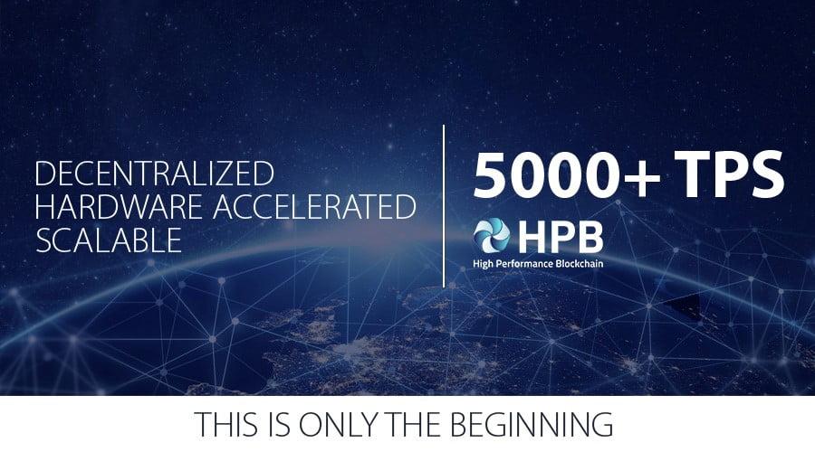 HPB, High Performance Blockchain, Datawallet