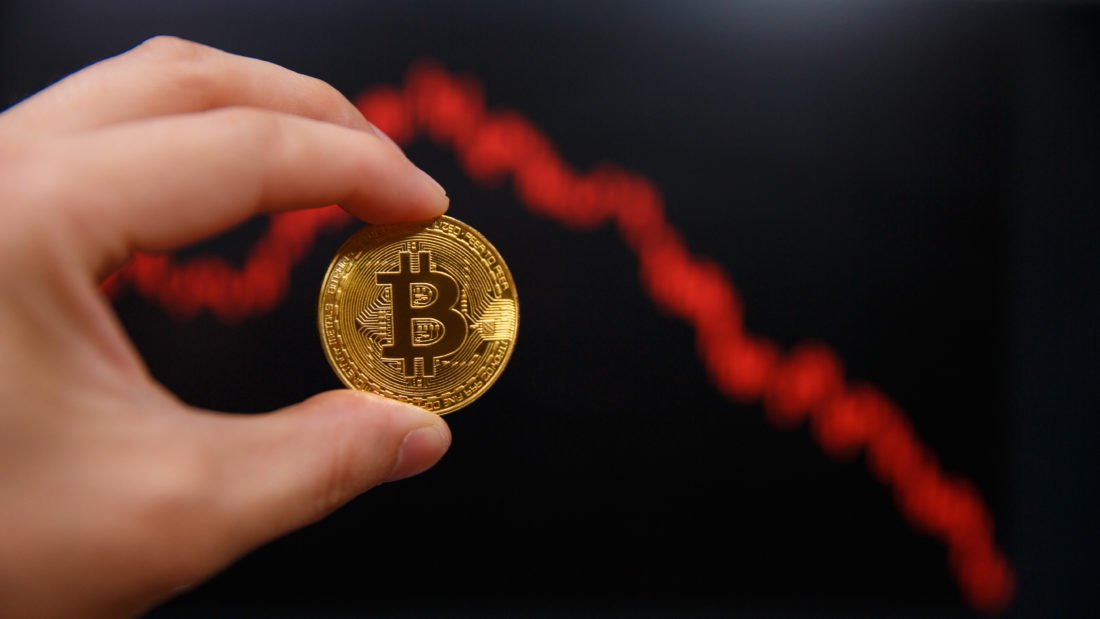 Bitcoin Falls Below $3,500, Analyst Claims Likelihood of a Bounce is Diminishing