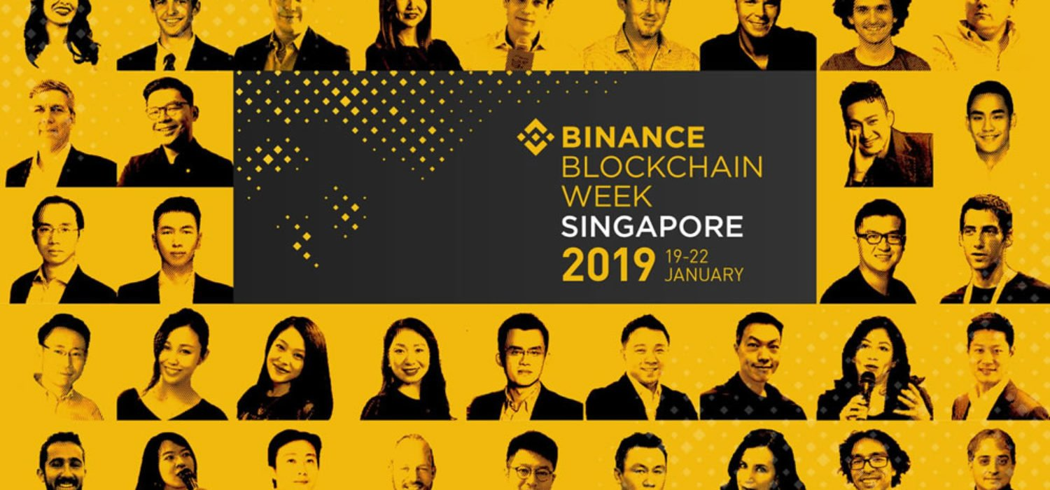 Binance Crypto and Blockchain Event in Singapore a Resounding Success