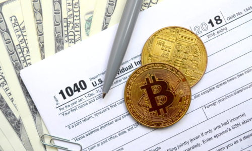 cryptocurrency income tax code