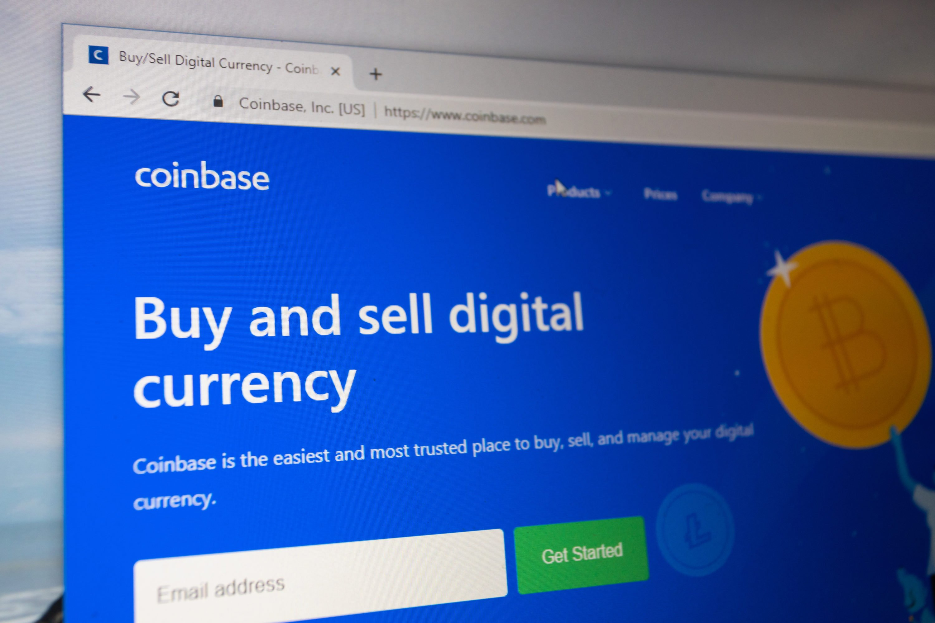 Crypto Giant Coinbase Made Strides In Q4 2018, Even As