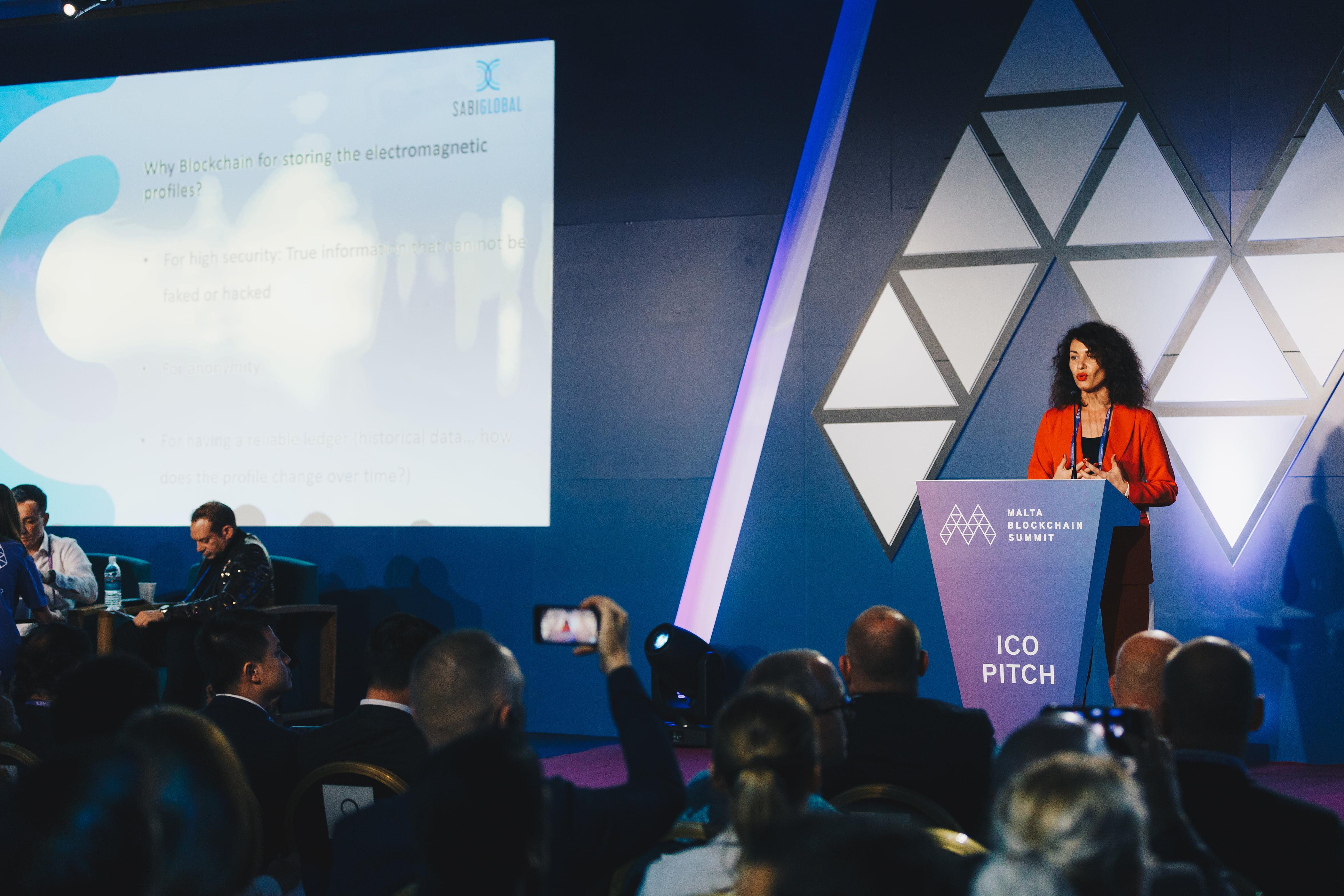 malta, blockchain summit